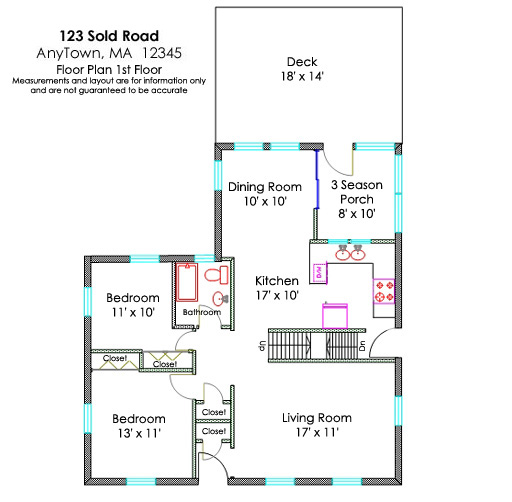 Endless visual real estate floor plan and virtual tour for Floor plan virtual tour